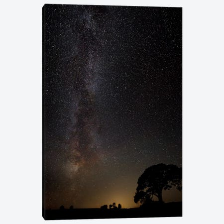 Milky Way Canvas Print #OXM1646} by Kaspars Kurcens Art Print