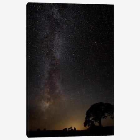 Milky Way Canvas Print #OXM1646} by Kaspars Kurcens Art Print