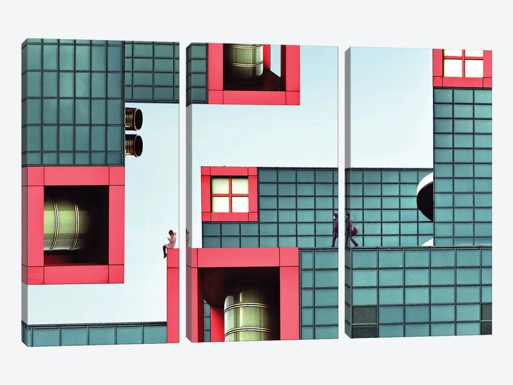 Daydream by Koji Tajima 3-piece Canvas Art