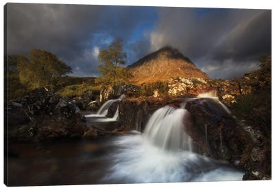 Scotland Canvas Art Print