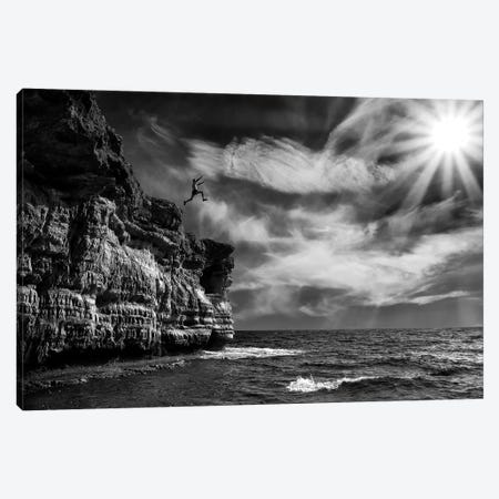 I Believe I Can Fly Canvas Print #OXM167} by Marcel Rebro Canvas Wall Art