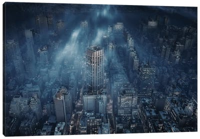 NYC Canvas Print #OXM1684