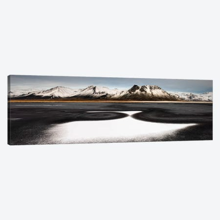 First Snow 3-Piece Canvas #OXM1695} by Liloni Luca Canvas Wall Art
