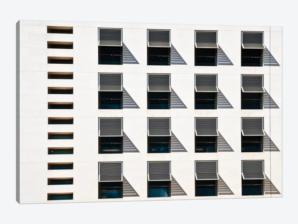Brise Soleil by Linda Wride 1-piece Canvas Wall Art