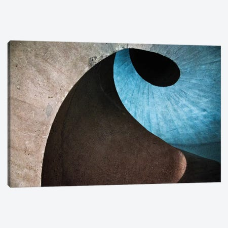 Concrete Wave Canvas Print #OXM1697} by Linda Wride Canvas Wall Art
