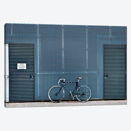 No Bikes Please Canvas Print #OXM1699} by Linda Wride Canvas Print