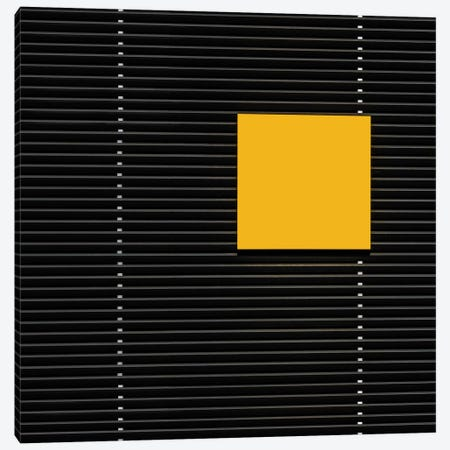 Yellow Square Canvas Print #OXM1713} by Luc Vangindertael Canvas Art