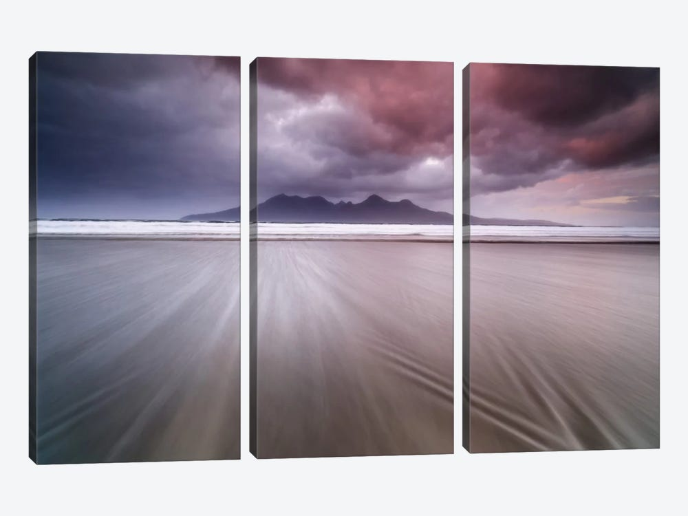 A Dream Called Rùm by Luigi Ruoppolo 3-piece Canvas Wall Art