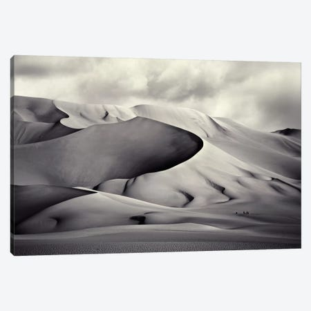 Pinza de Arakao, Desierto del Ténéré Canvas Print #OXM1731} by Manuel Vilches Canvas Artwork