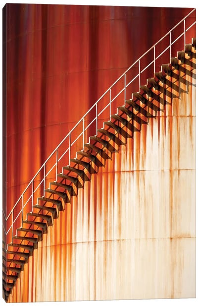 Art Stairways ... Canvas Art Print