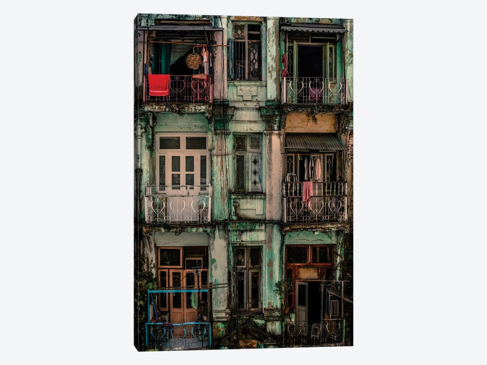 Remnants Of Another Era by Marcus Blok 1-piece Canvas Art