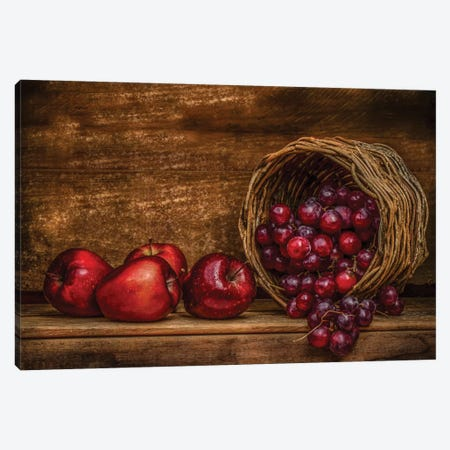 Red Canvas Print #OXM1750} by Margareth Perfoncio Canvas Art