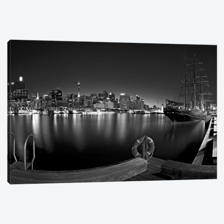 Settled In Retirement Canvas Print #OXM1753} by Mark Lucey Canvas Artwork