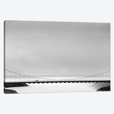 The Bridge Canvas Print #OXM1755} by Markus Kuhne Canvas Print