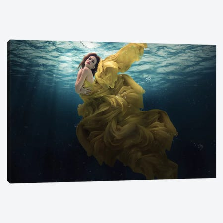 The Angel Canvas Print #OXM1757} by Martha Suherman Canvas Art Print
