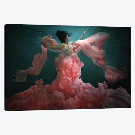 The Awakening Of Flora Canvas Print #OXM1758} by Martha Suherman Canvas Wall Art