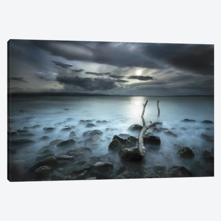 Moonland Canvas Print #OXM1766} by Martin Marcisovsky Canvas Wall Art