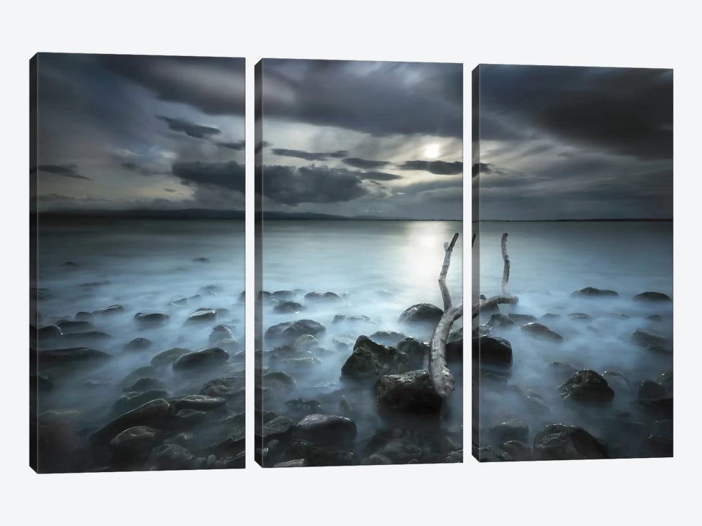 Moonland by Martin Marcisovsky 3-piece Canvas Wall Art