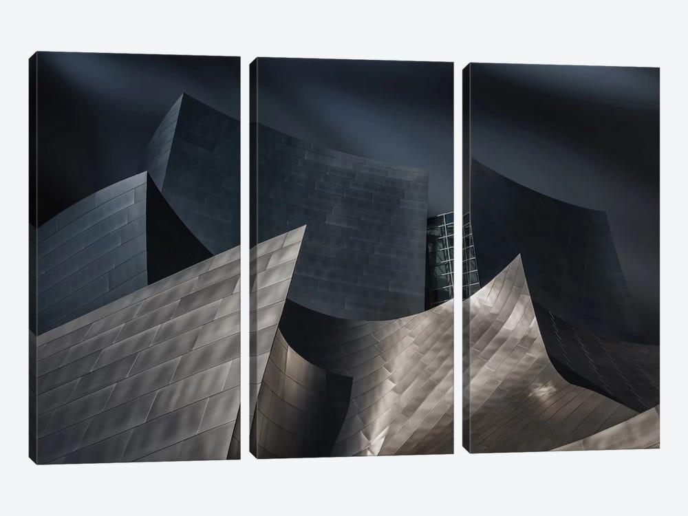 Archigraph by Mathilde Guillemot 3-piece Canvas Print