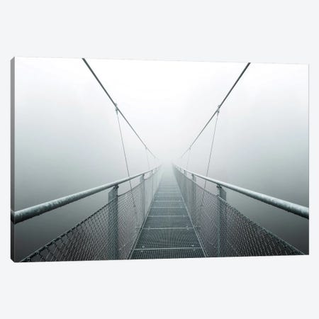 The Path To Infinity Canvas Print #OXM1785} by Max Zimmermann Canvas Art