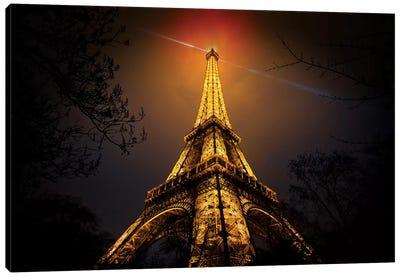 La Tour Eiffel Canvas Art Print