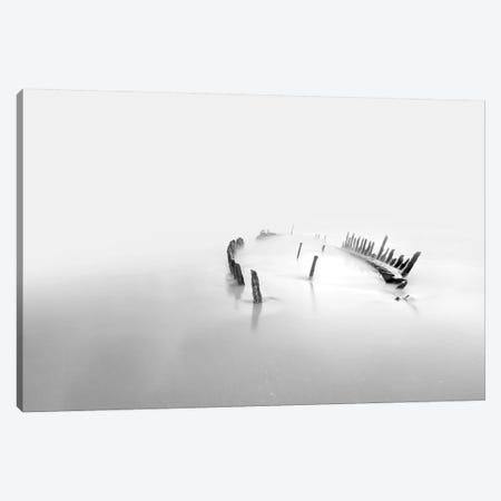 Into The Mist Canvas Print #OXM1791} by Mel Brackstone Canvas Artwork