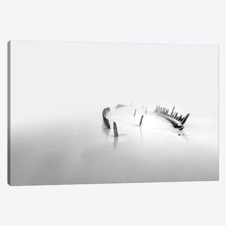 Into The Mist Canvas Print #OXM1791} by Mel Brackstone Canvas Artwork