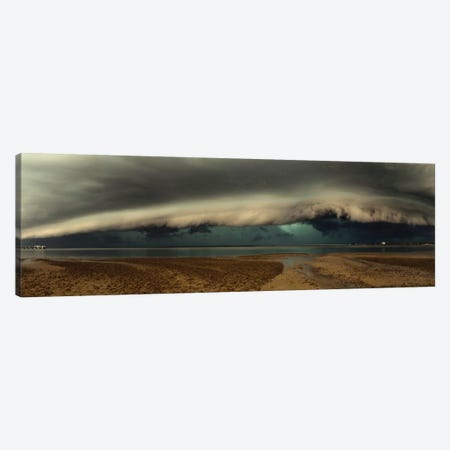 Mother Nature's Revenge Canvas Print #OXM1793} by Mel Brackstone Canvas Wall Art