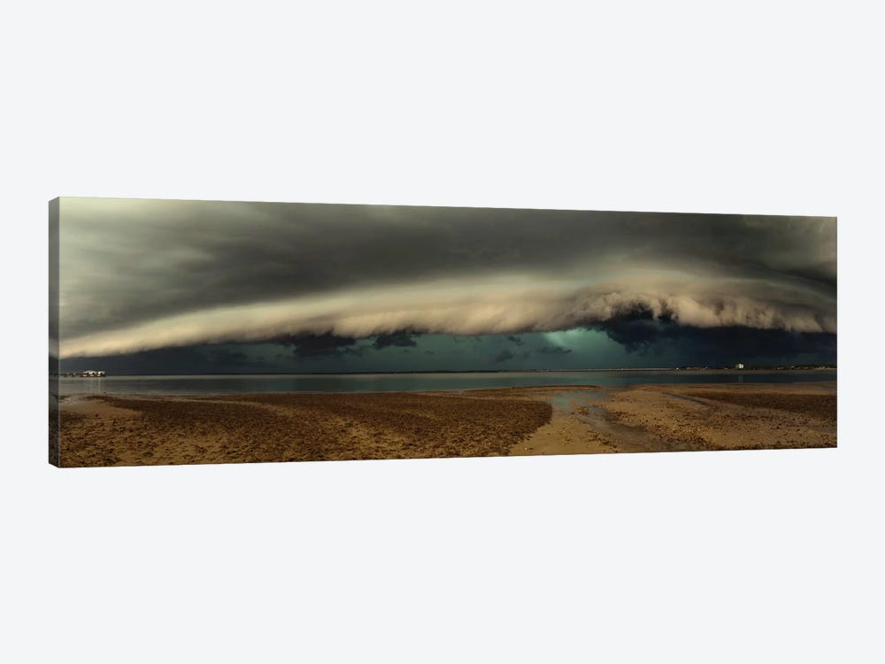 Mother Nature's Revenge by Mel Brackstone 1-piece Canvas Wall Art