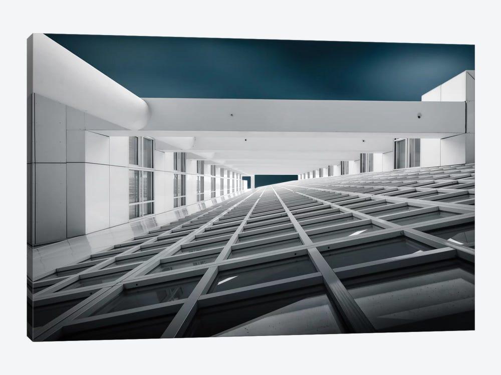 Corridors Of Power by Michiel Hageman 1-piece Canvas Art Print