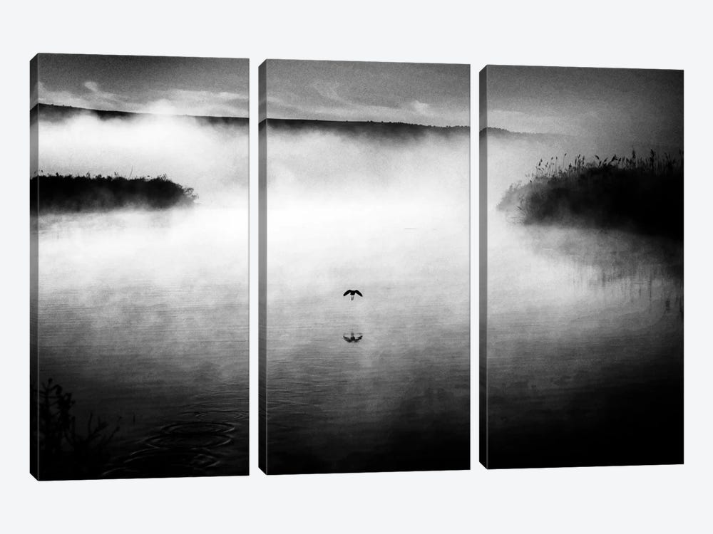Untitled by Miki Meir Levi 3-piece Canvas Wall Art