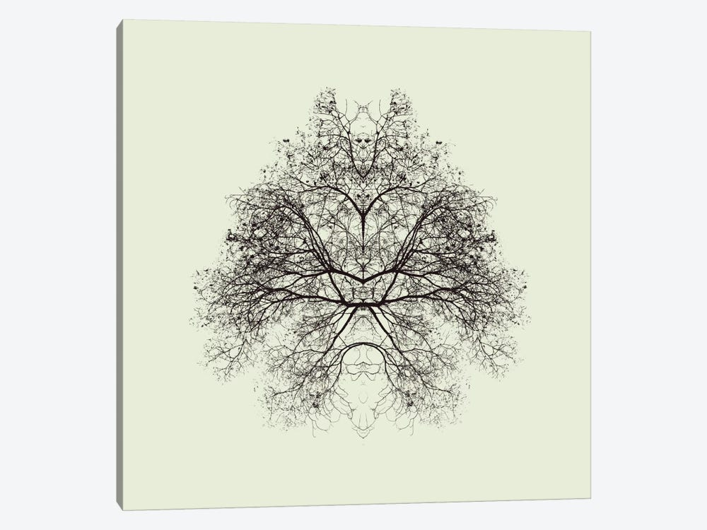 Rorschach Test by Nadav Jonas 1-piece Art Print