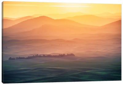 Dreamy Morning Canvas Art Print