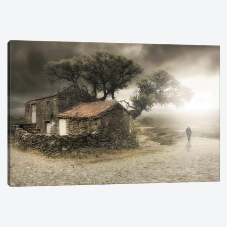 I'm Leaving Canvas Print #OXM1896} by Nuno Araujo Canvas Art