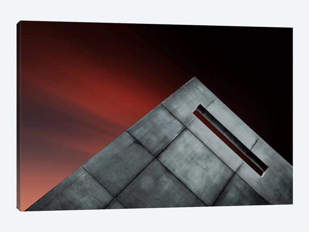 Airmail Box by Gilbert Claes 1-piece Art Print