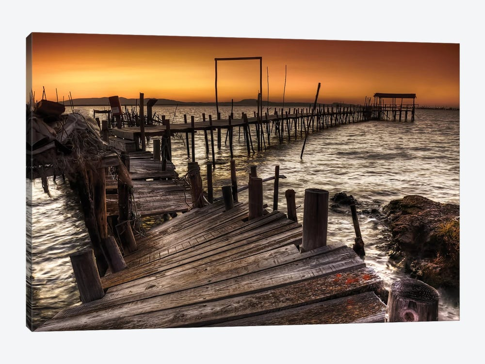 Carrasqueira by Paulo Gomes 1-piece Art Print