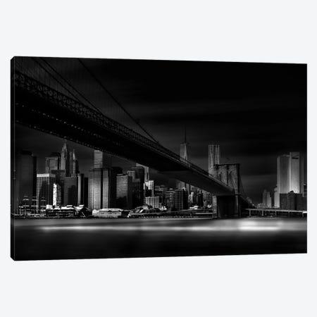 Gotham City Canvas Print #OXM1947} by Peter Futo Canvas Art