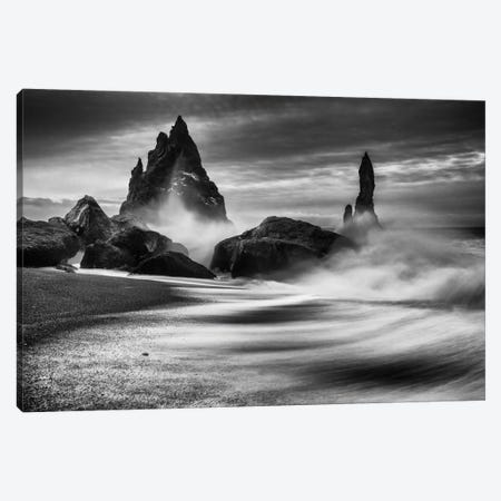 Iceland Rocks Canvas Print #OXM1960} by Philip Eaglesfield Canvas Art Print