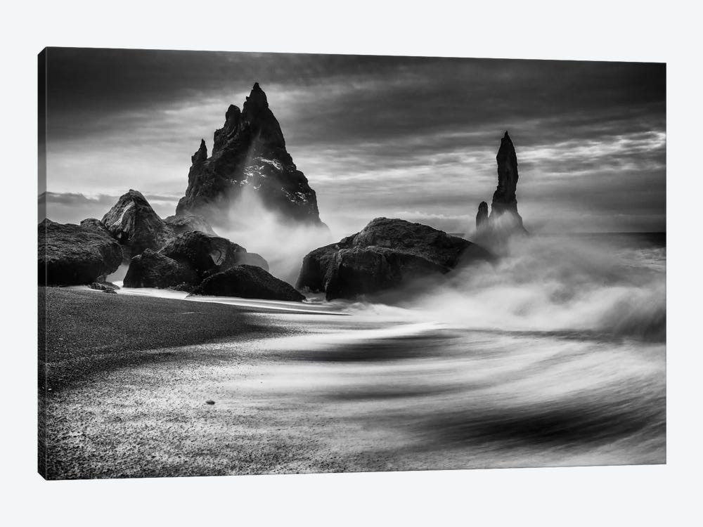Iceland Rocks by Philip Eaglesfield 1-piece Art Print