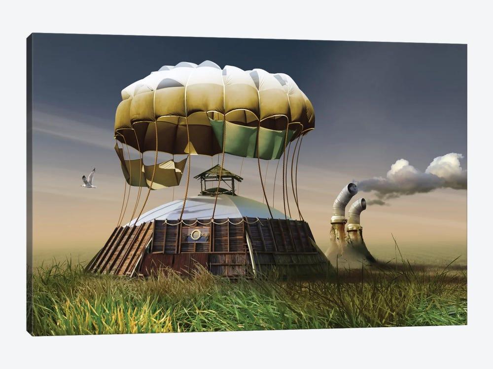Untitled by Radoslav Penchev 1-piece Canvas Wall Art