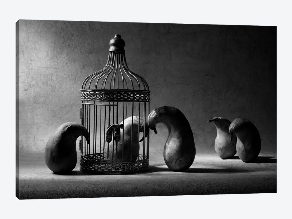 The Political Prisoner by Victoria Ivanova 1-piece Art Print