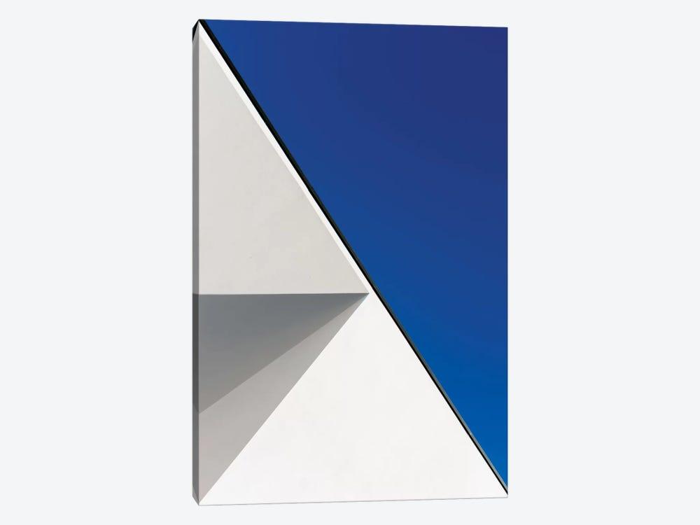 Structured Illusion by Joao Custodio 1-piece Canvas Art