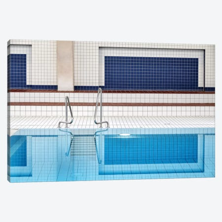 Swimming Pool Canvas Print #OXM2006} by Renate Reichert Canvas Print