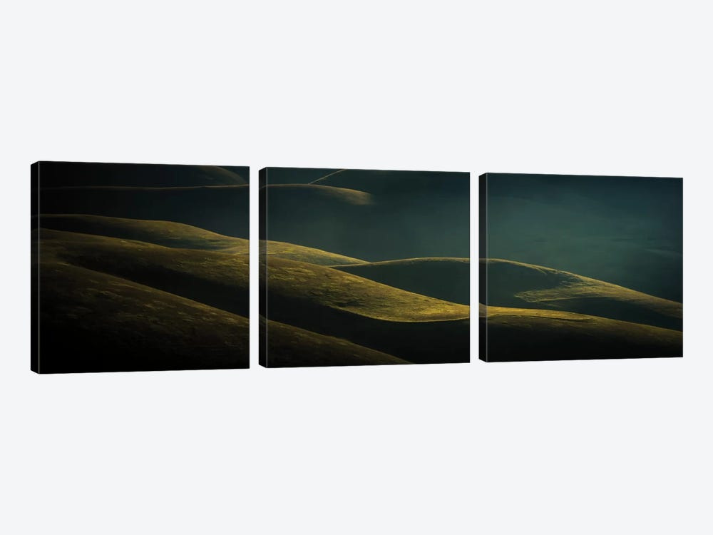 Untitled by Riccardo Lucidi 3-piece Art Print