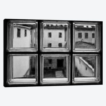 Rear Window Canvas Print #OXM2036} by Roswitha Schleicher-Schwarz Canvas Art
