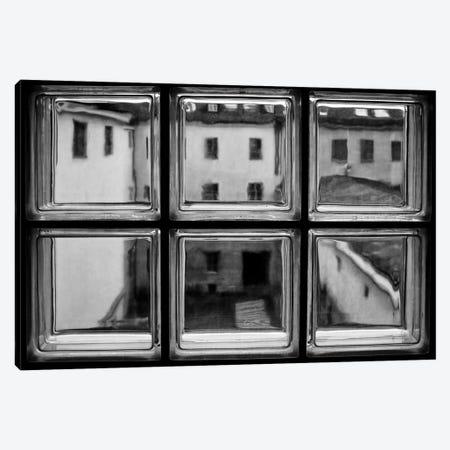 Rear Window Canvas Print #OXM2036} by Roswitha Schleicher-Schwarz Canvas Art