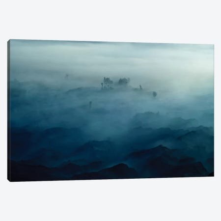 Land Of Fog Canvas Print #OXM2039} by Rudi Gunawan Canvas Art Print