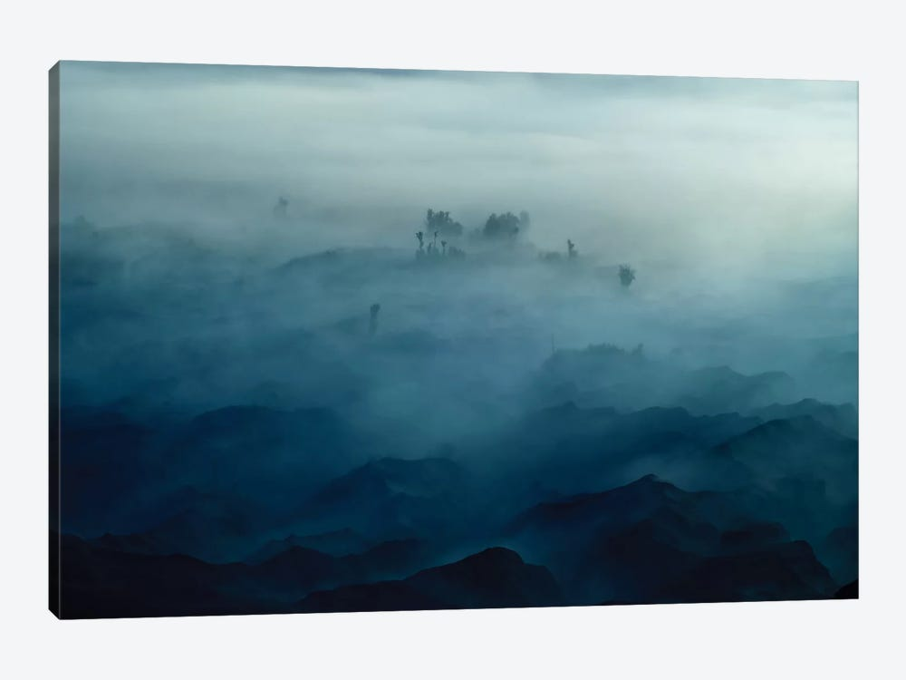 Land Of Fog by Rudi Gunawan 1-piece Canvas Art Print