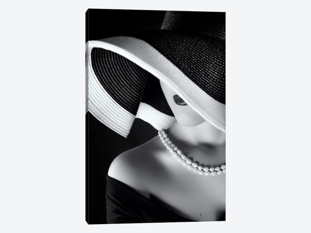 La Femme au Chapeau by Ruslan Bolgov 1-piece Canvas Art