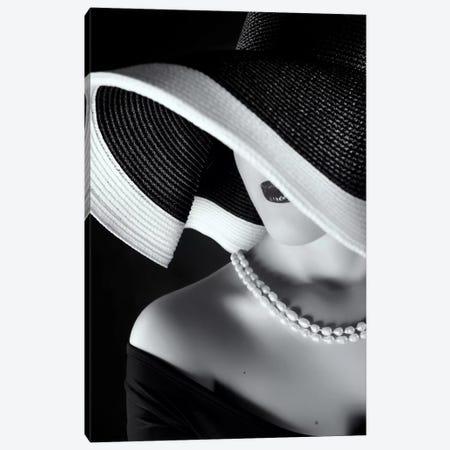 La Femme au Chapeau 3-Piece Canvas #OXM2047} by Ruslan Bolgov Art Print